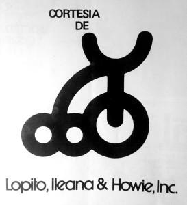 Lopito, Ileana & Howie logo