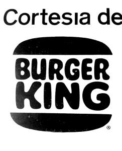 Burger King's logo, circa late 1970s.