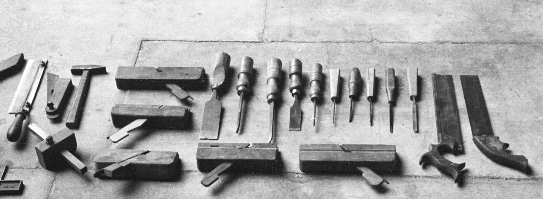 """Tools""-- Via New Old Stock"